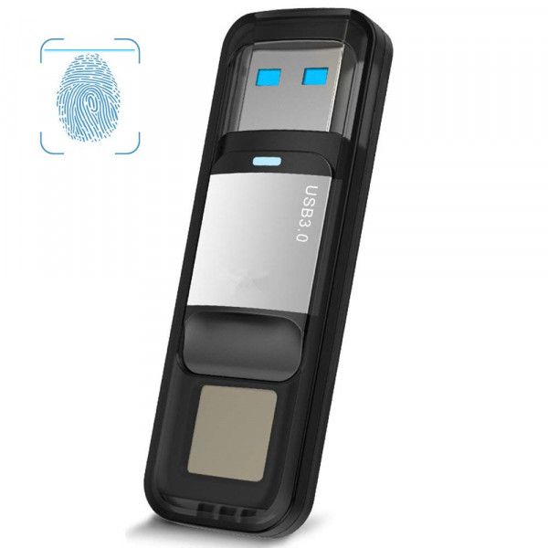 Encrypted Fingerprint USB Flash Drive, [...